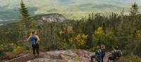 Views from Mount Morios, Charlevoix | Tourisme Charlevoix, BESIDE