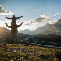 Parker Ridge Trail in Banff, Alberta   Ben Morin
