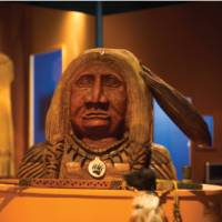 The Native Museum of Mashteuiatsh near Roberval, QC   Charles-David Robitaille