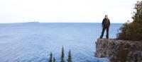 Overhanging Rock, Bruce Peninsula
