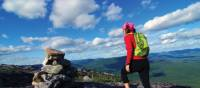 The 105km Charlevoix Traverse forest hike offers some great rewards! | Pierre Bouchard
