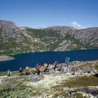 Hiking along the Chilkoot Trail in the steps of the Klondike Gold Rush | Mark Daffey
