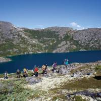 Hiking along the Chilkoot Trail in the steps of the Klondike Gold Rush   Mark Daffey