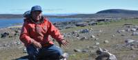 Inuit guide at Kekerton Island Territorial Park | Louis-Philip Pothier