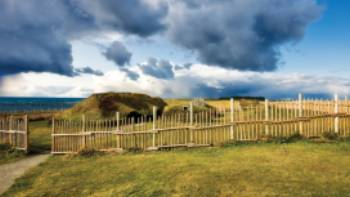 Viking settlement on the north end of Newfoundland | Barrett & MacKay Photo
