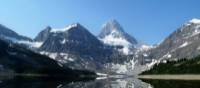Mt Assiniboine in the Canadian Rockies