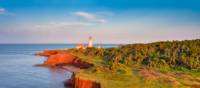 The East Point Lighthouse is one of the island's last manned lighthouses | Tourism PEI / Sander Meurs