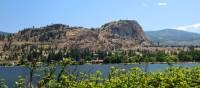 Overlooking Skaha Lake   Nathalie Gauthier