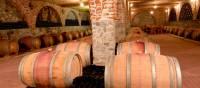 Visit a wine cellar at one of many Niagara wineries