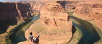 Arizona's famous Horseshoe Bend on the Colorado River | ©VisittheUSA.com