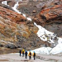 Exploring the rocky Alaskan wilderness | Sue Badyari