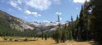 Beautiful natural surroundings on the John Muir trail, California | Ken Harris