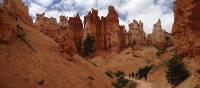 Trails through Bryce Canyon NP, southwestern Utah | Nathaniel Wynne