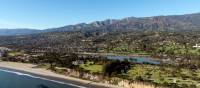 Cycle along the stunning Santa Barbara coastline on a self guided cycling trip | Visit California/Carol Highsmith