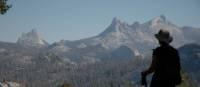 Hiking above the John Muir trail in California's High Sierra | Visit California/Michael Lanza