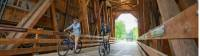 Cycling is an ideal way to explore hidden corners of the USA