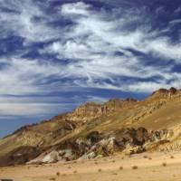 Barren landscape of California's Death Valley   | Lynne Challinor
