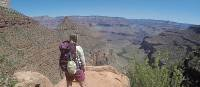 Stopping to admire the majestic scenery in the Grand Canyon | Brad Atwal