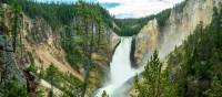 The grand canyon of Yellowstone National Park, Wyoming | ©VisittheUSA.com