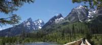 Spectacular hiking in Jackson Hole, Wyoming