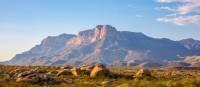 The Guadalupe mountains near El Paso | Chris Zebo