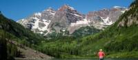 Aspen features some of the most scenic hikes in the USA | ©VisittheUSA.com