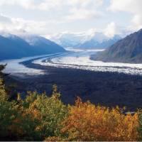 Stunning views across the colourful Denali National Park | Jake Hutchins