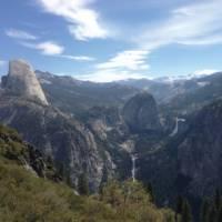 Mist Trail, Half Dome, CA, USA | Nathaniel Wynne
